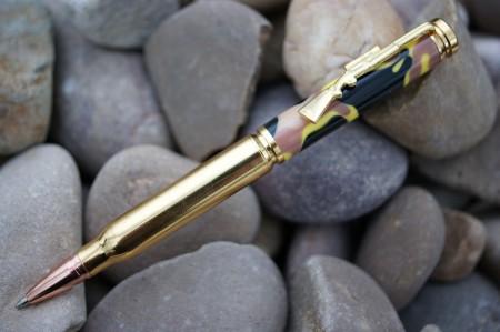 Bullet Twist Pen