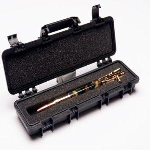Tactical Rifle Case Pen Box